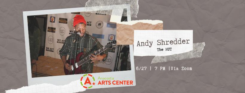 Andy Shredder