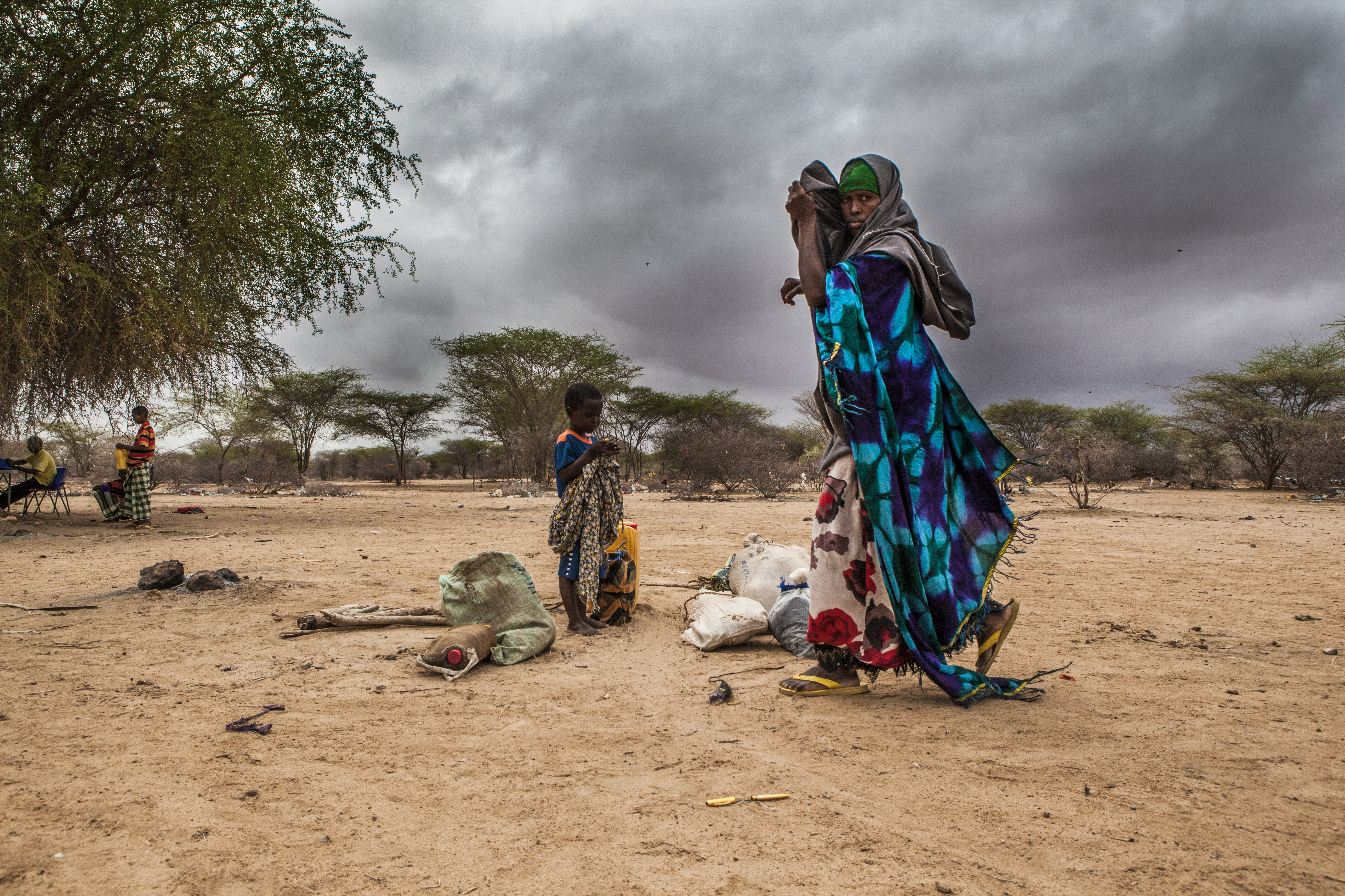 Somali Journeys of Belonging by Salym Fayad Thru 6/3