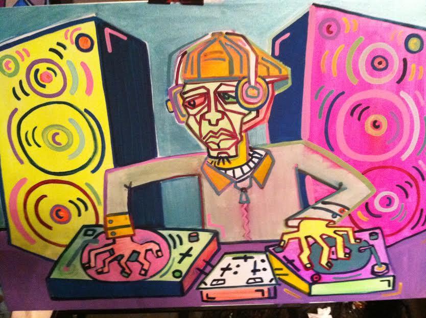James Terrell. DJ