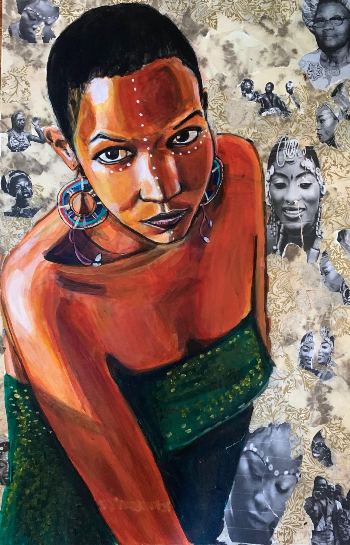 Fela Kuti's Women's Tribute, Zalika Perkins